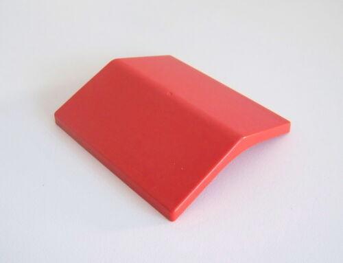 V129 AIR de JEUX PLAYMOBIL Toit Rouge pour Petite Maison 3497
