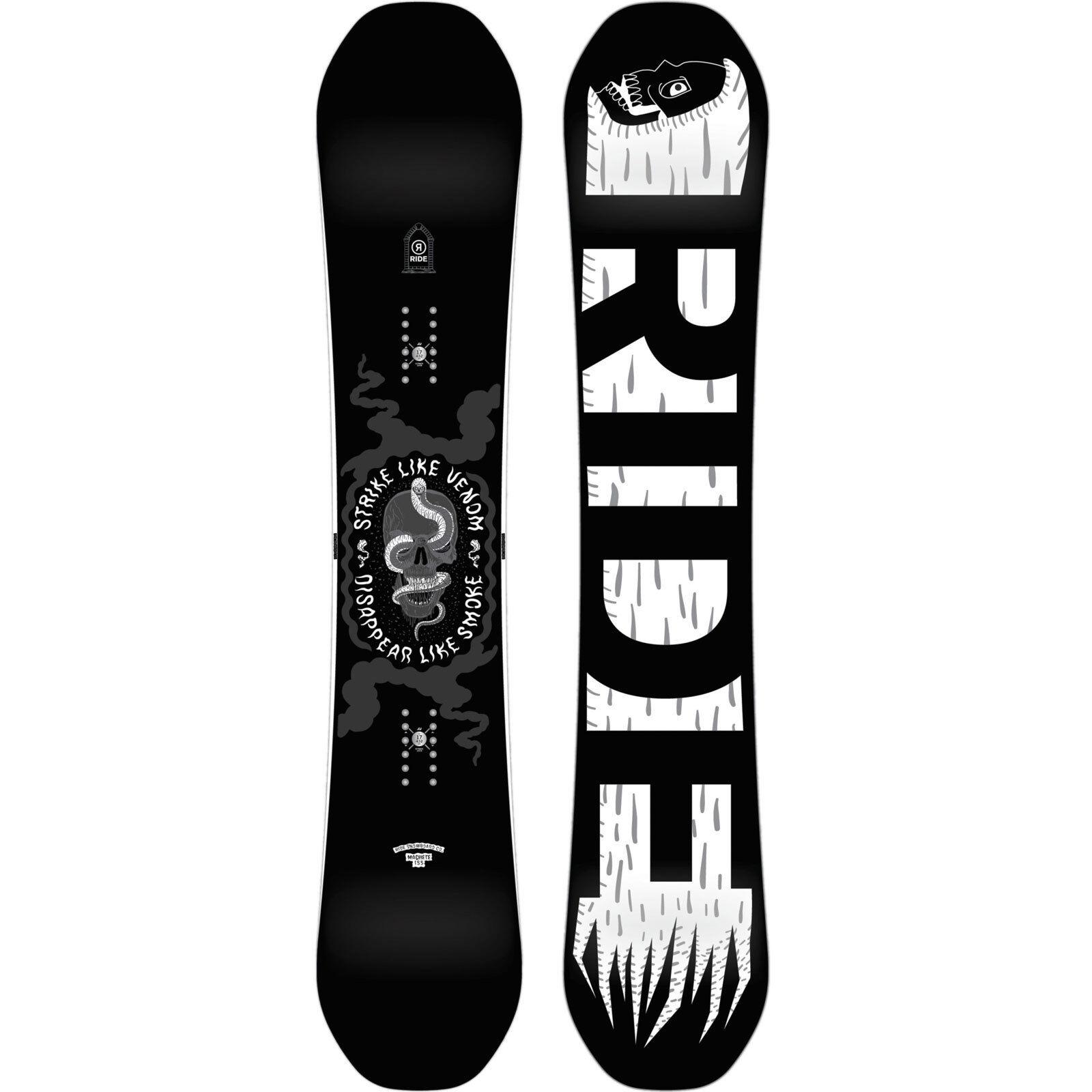 Fahren Sie Machete Herren Snowboard All Mountain Freeride 2019 NEU