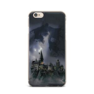 Hogwarts-Night-iPhone-XR-XS-Max-X-Silicone-Rubber-Cover-iPhone-6s-7-8-Plus-Case