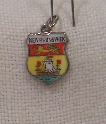 New Brunswick Charm Charms for Bracelets and Necklaces