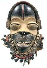Art Africain - Masque Dan Guéré - Quality African Mask - Magnifiques Ornements