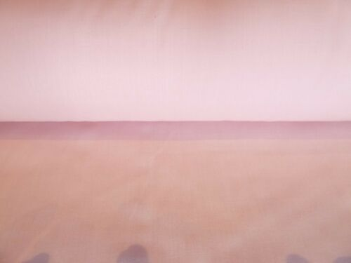 LIGHT PINK PLAIN POLY  COTTON  FABRIC BY THE METRE FREE POSTAGE