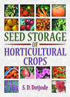 Seed Storage of Horticultural Crops by S. D. Doijode (Hardback, 2001)