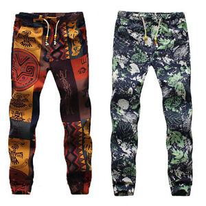 Boho Mens Clothing Sweatpants