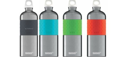 SIGG Fabulous Red boissons Bouteille Gourde Bouteille outdoorflasche Rouge 1 L