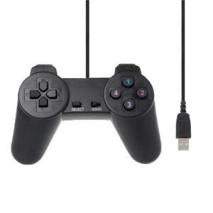 Gamepad-USB-2-0-del-PC-Gaming-Joystick-Controller-di-gioco-per-Computer-porta-xv