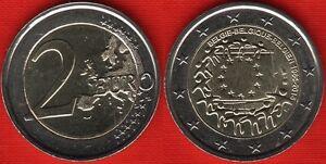 "Germany 2 euro 2015 G /""Flag of Europe/"" BiMetallic UNC"
