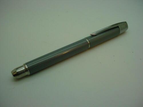 New Parker IM Profile Fountain Pen Grey Plastic /& Steel