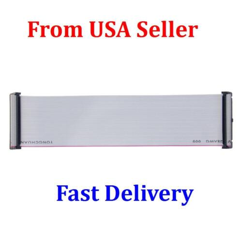 2 Pack 8 inch 40-Pin Female to Female IDE Cable at USA Custom Made At US Fast