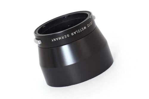 Leica 12575 IUFOO Campana Para Lentes 90mm y 135mm en Negro-Excelente!