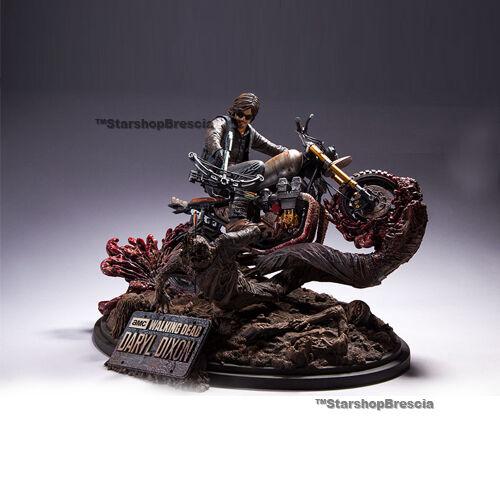 Walking Dead TV - Daryl Dixon Resina Statue Mcfarlane