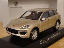 Minichamps 1:43 Porsche Cayenne Turbo 2014 beige