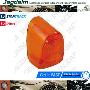 New-Jaguar-Daimler-MK2-amp-V8-Rear-Indicator-Lens-8080