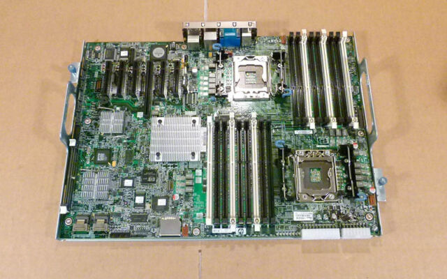 HP 511775-001 ML350 G6 Dual Xeon Socket 1366 LGA1366 Motherboard with Tray