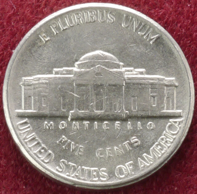 United States Nickel 1986 P (C0806)