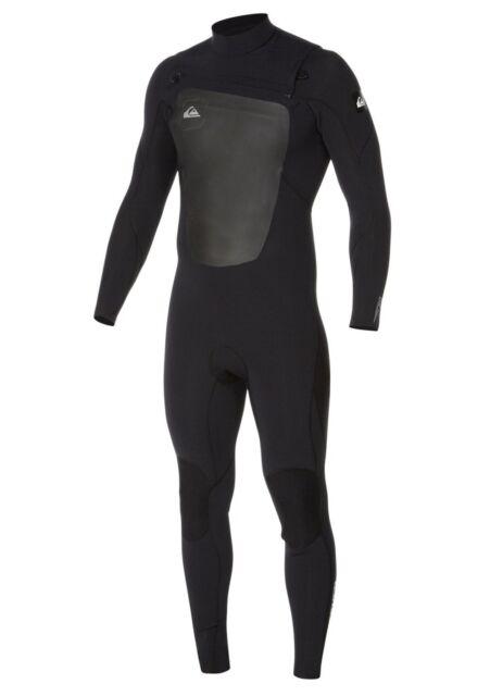 Quiksilver Syncro 4/3 Chest Zip men's sizes MS, MT, L, XL - wetsuit new NWT