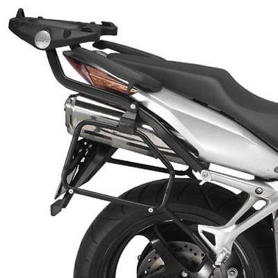 2019 Moda Givi Portavaligia Laterale Per Monokey Pl166 Honda Vfr 800 Vtec 02/11 Morbido E Antislipore