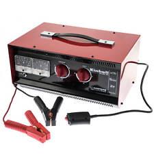 Werkstatt Batterie-Ladegerät 6 / 12 / 24 V Autobatterie PKW Starthilfe-Funktion