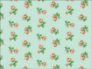 Image Is Loading Shabby Chic Vintage Floral Print A4 Icing Sheet
