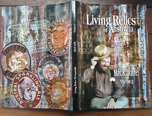 Living-Relics-of-Australia-Volume-2-Signed-Limited-edition-Mick-Joffe