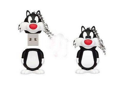 New hot cute cartoon animals shape usb 2.0 flash memory stick pendrive gift