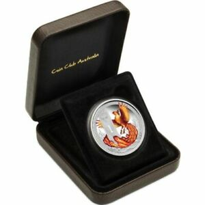 2013-Tuvalu-Mythical-Creatures-Phoenix-1oz-Silver-Proof-Coin-Perth-Mint
