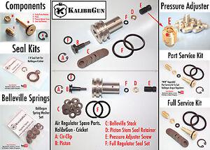 Kalibrgun-039-Cricket-039-Spares-amp-Service-Reg-Parts-By-Lane-Regulators-Made-In-UK