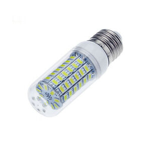 New E27/E26 5730 56SMD 15W LED Corn Bulb Energy Saving Light Lamp 110V/220V