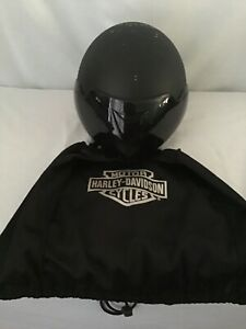 Women's medium Harley Davidson Motorcycle Helmet, Open-face 3/4, DOT certified