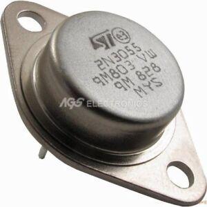 2n3055 - 2n 3055 Transistor Si-n 100v 15a 117w 7h37r7gb-07215504-783593198