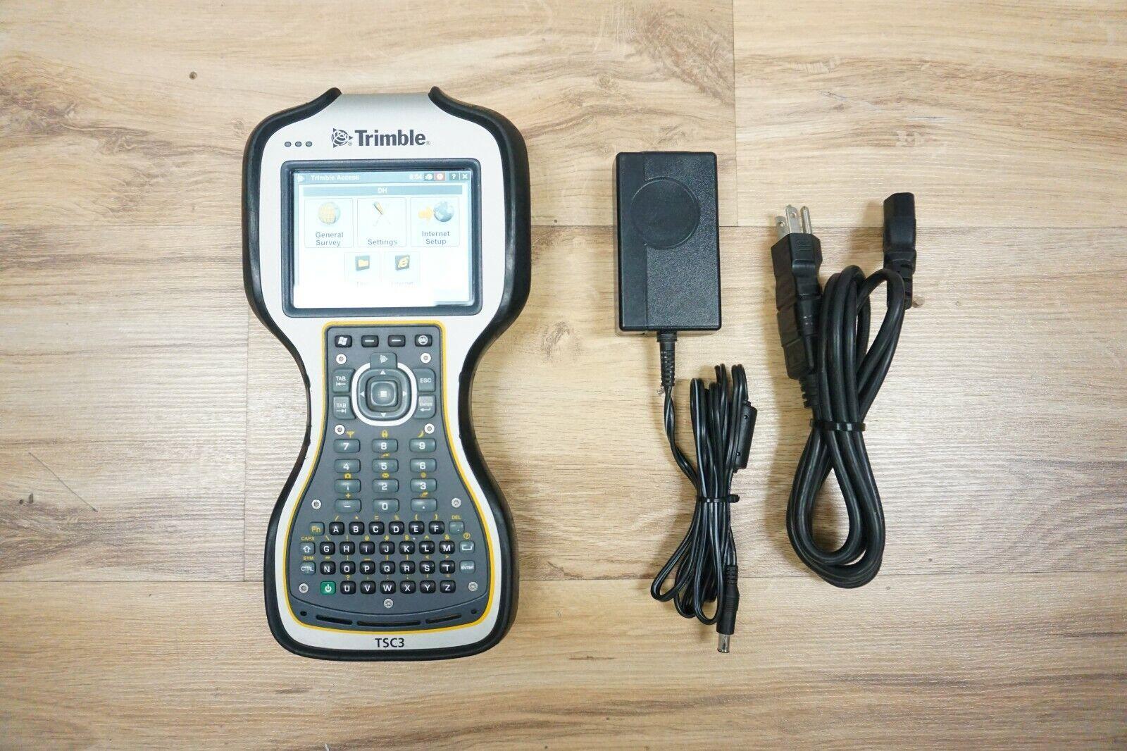 Trimble TSC3 Data Collector w/ ACCESS 2014.12 GPS