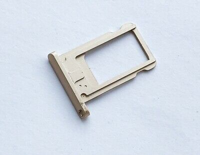 Silver Original iPad Air 2 2nd Gen Cellular 4G A1567 SIM Card Slot Tray Holder