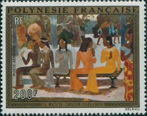 French-Polynesia-1973-Sc-C98-SG169-200f-Ta-Matete-painting-MNH
