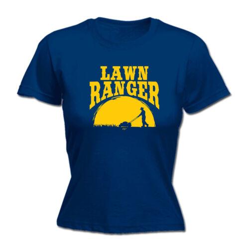 Drôle Nouveauté Tops T-shirt femme tee tshirt-Pelouse Ranger