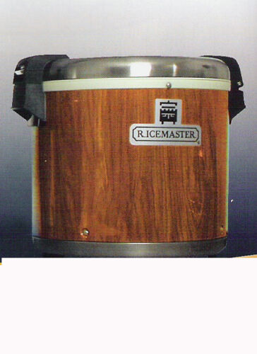 Commercial 23 Qt Electric Rice Warmer 92 Cup Capacity 56918
