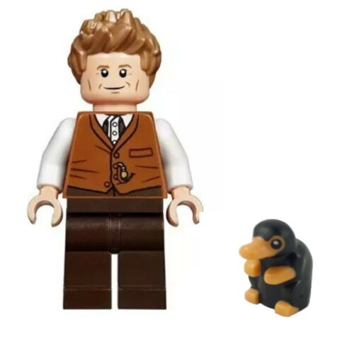 LEGO® Harry Potter Fantastic Beasts 75952 Newt Scamander with Niffler