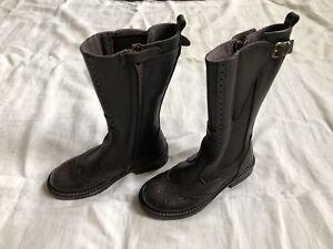 Details Schuhe Malaspina Girls Hip 28 Leder Mädchen Us11 Leather Boots Zu Stiefel Gr 2eEIHYWD9
