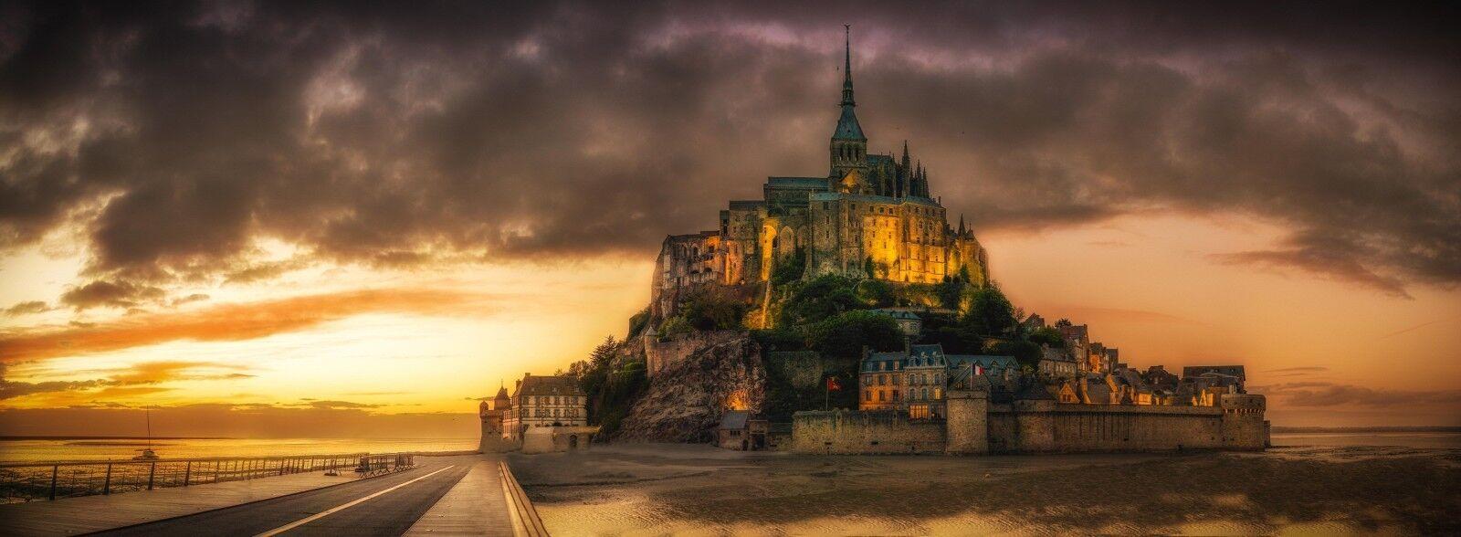 3D Dunkle Wolken Schloss 893 Tapete Wandgemälde Tapeten Bild Bild Bild Familie DE Lemon  | Merkwürdige Form  | Billiger als der Preis  | Elegantes Aussehen  c1560d