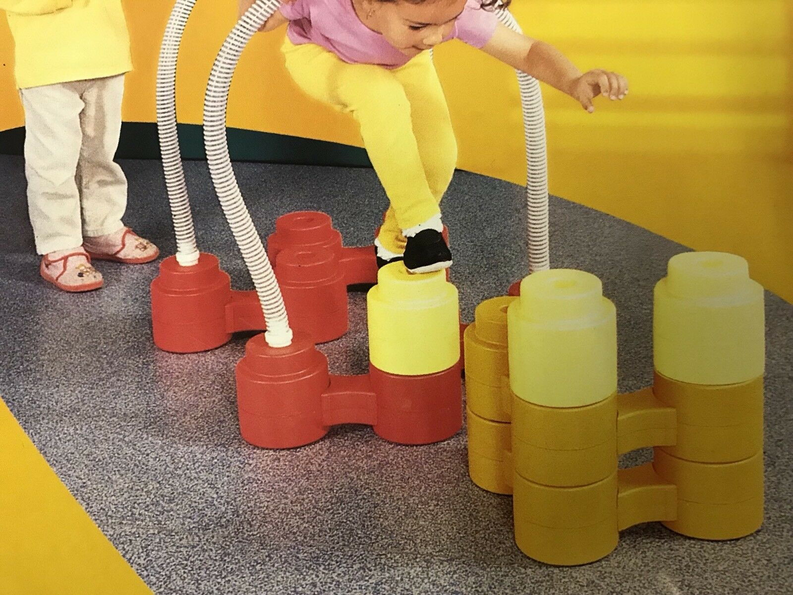 Asco • Alti System • Motor Skills Activity Set • Physical Development • Age 2 +