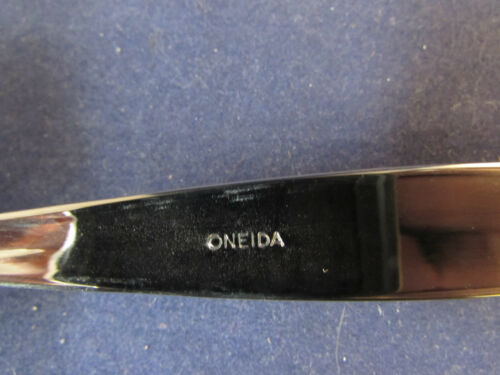 Oneida Stainless Flatware  TORSADE Cocktail Forks * SET OF TWELVE