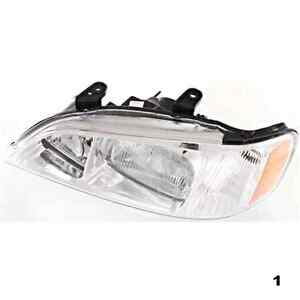 Image Is Loading Fits 99 01 Acura TL Left Driver Headlight