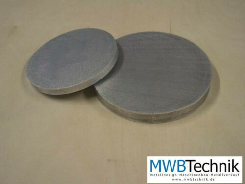 Alu Rund Durchmesser 140 mm AlMgSi1 AW 6082  Aluminium Rundstange Rundmaterial