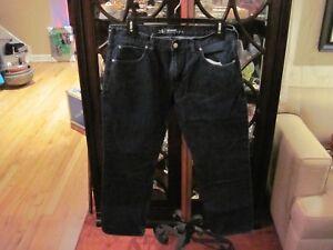 coton Taille de 100 38x32 Fait Quicksilver Blue Jeans Mens 8qwPtavOa