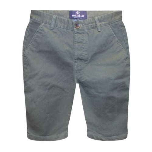 NEW MENS SPRINGFIELD CHINO ROLL UP SHORTS BRANDED SMART COTTON CASUAL SUMMER