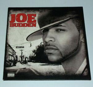 Joe Budden Self Titled 2 LPs Def Jam vinyl record podcast rap hip hop s/t