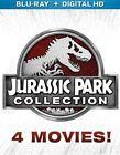 Jurassic Park Collection - Blu-ray 3d Region 1