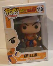 #110 New In Box Dragon Ball Z Krillin Funko Pop