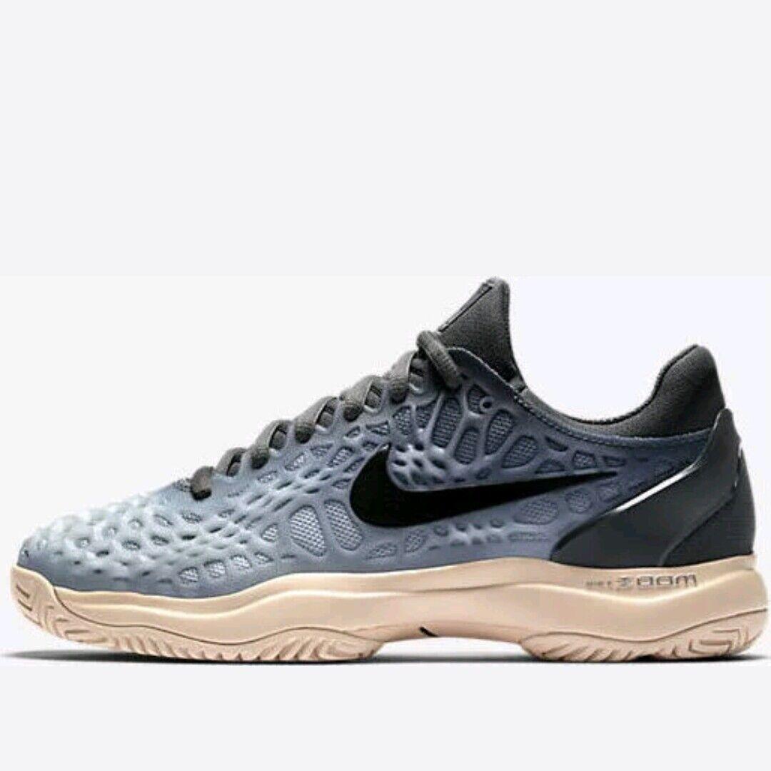 Nike Air Zoom Cage 3 HC Women's Sneakers Size 8.5 Tennis Shoes  dk grey Men Sz 7