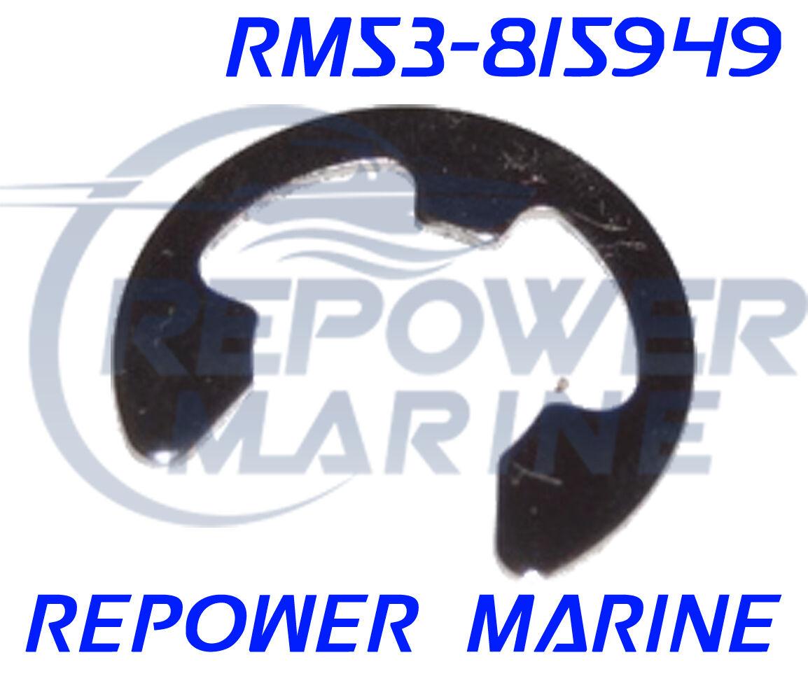 53-815949 Rand RAM E Ring Clip für Mercruiser Alpha gen 2 Sterndrive Ersatz