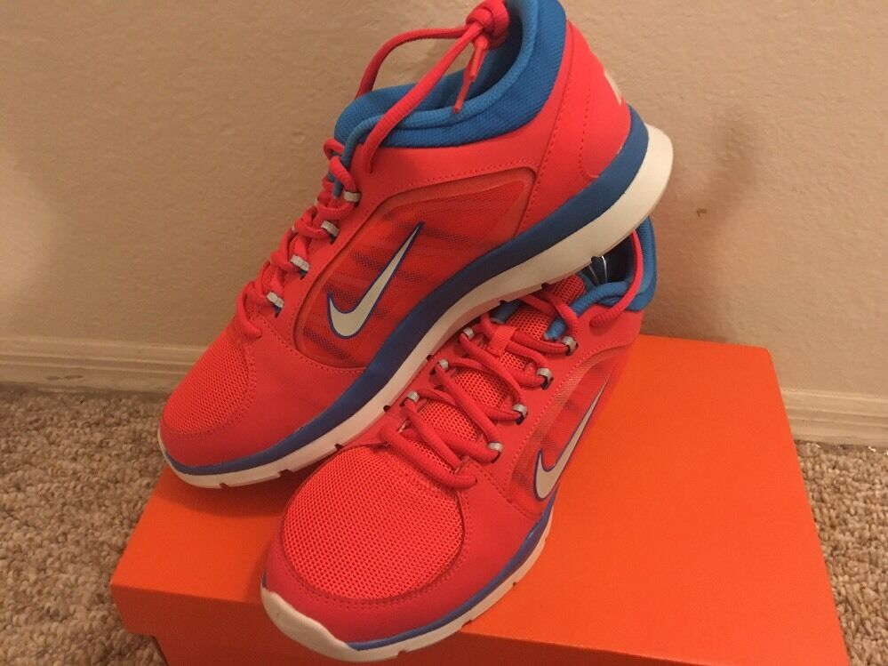 NEW NIKE WOMEN'S FLEX TRAINER 4  TRAINING FITNESS SNEAKERS SHOES SZ  10  quick answers